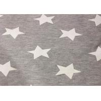 China Star Printed Polyester Knit Fabric High Density For Home Textiles Comfortable wholesale