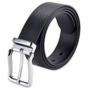 Buy cheap Custom Buckle Men Classic Real Indian Leather Belts Wholesale Genuine Leather from wholesalers