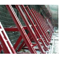 China Single - side Bracket Concrete Wall Formwork for concreting retaining wall wholesale
