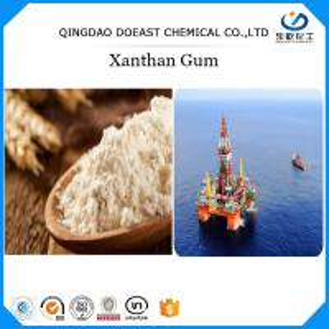 High Purity API 80 Mesh Xanthan Gum White / Yellowish Powder HS 3913900