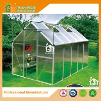 Quality Low Cost Agriculture Polycarbonate Growhouse Equipment - 320 x195x185cm for sale