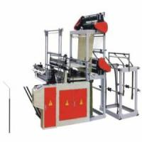 China Computer Control Double-Layer Four-Line Bag Making Machine on sale