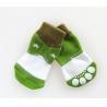 China Customized logo, design knitting Rubber Anti Slip Basic Dog Socks wholesale