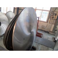 Hot cutting circular saw disc for processing of beams, billets and steel bars