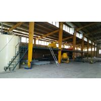 China High Strength Straw Board Machine with 2 - 60mm Adjusted Board Thickness wholesale