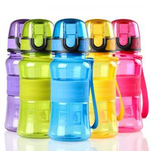 China 300mL/10oz BPA free Children Water Bottle Child Water Bottle Kid Bottle with Rubber Grip on sale