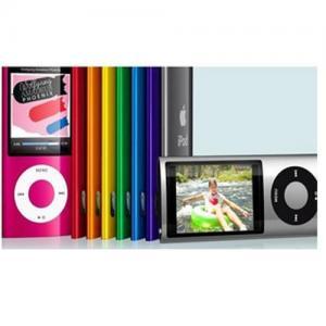 China 2.2 inch iPod Nano 5th Generation Mp4 Player with Camera wholesale