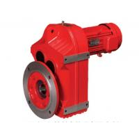 Buy cheap F series helical gear reducer from wholesalers