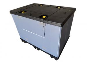 China Shipping Megapack Cardboard Pallet Boxes With Lids on sale