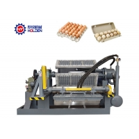 China 200pcs/H Holden Waste Paper Pulp Molding Machine on sale