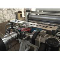 China Custom PVC Roof Tile Making Machine With Plastic Single Screw Extruder Long Life on sale