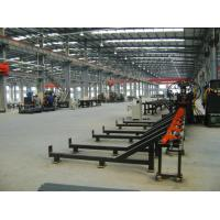 China CNC angle punching, marking and shearing line JNC1412 for power transmission tower wholesale