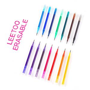 China Vanishing Magical Rubber Eraser Erasable Pen Refills wholesale