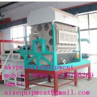 China high efficiency pulp egg tray forming machine/egg tray making machine wholesale