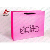Funny Logo Printed Personalized Paper Gift Bags For Party 38 X 18 X 25cm Manufactures
