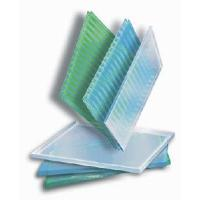 China Twin-Wall Polycarbonate Sheet / PC Hollow Sheet wholesale