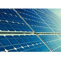 China Lightweight 72 Cell Solar Panel , Crystalline Solar Modules VDC System wholesale