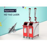 China Any Colors  Touch Screen Tattoo Removal Facial Rejuvenation Q-Swith ND Yag  Laser Beauty Machine wholesale