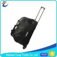 China Fashion Sky Travel Trolley Luggage , Sports Bag With Wheels OEM Brand wholesale
