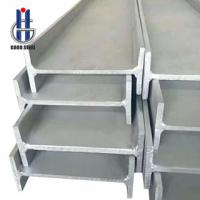 China Stainless steel I-beam-Stainless steel profile,100-800mm, 316Ti wholesale