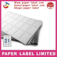 China Label Dimensions: 70mm x 24.75mm A4 labels wholesale