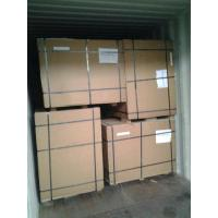 Solid Color 7 9 Slot Slotted MDF Board Exported to Morocco Loose Package