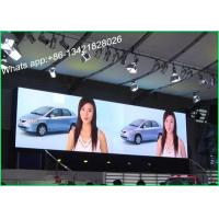 China Hd P5 Indoor Rgb Led Screen Stage Backdrop / Full Color Led Display Video wholesale
