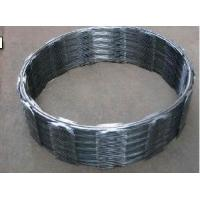 China Hot Dipped Galvanized Razor Wire,Barbed Tape, Concertina Wire, Security Wire, Fence Wire, Barbed Wire, Galvanized Razor on sale