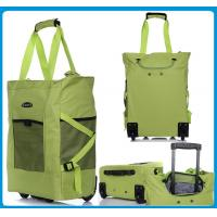 China Shopping Trolley Folding Cart Grocery Rolling Bag Laundry Wheels Reisenthe Acc on sale