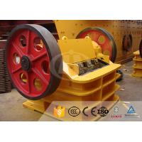 China Small Diesel Engine PE 400x600 Primary Stone Jaw Crusher Machine Price For Sale wholesale