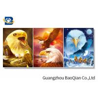 China Wholesale/Customized 3D Lentocular Pictures,3D Flip picture with frame for Home Decoration wholesale