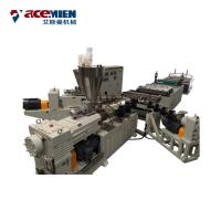 China PVC Glazed Plastic Roof Tile Making Machine Customized Voltage with PVC/ASA on sale