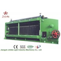 Buy cheap Automatic Gabion Wire Netting Machine Width 4300mm PLC Control 22kw from wholesalers