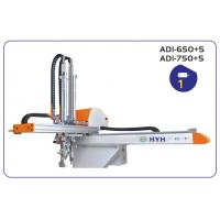 Buy cheap Cylinder Pneumatic Injection Moulding Robotic Arm Heavy Duty Welding Manipulator from wholesalers