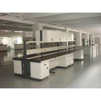 China Commercial Lab Island Bench , Heat Resistant Steel And Wood Biology Lab Furniture wholesale