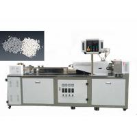 Buy cheap Gray Color 1-3kg / H Output Plastic Pelletizer For Lab Masterbatch Making from wholesalers