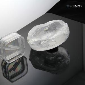 China Alpha BBO Birefringent Optical Crystals 189nm - 3500nm Transmission Region wholesale