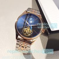 China Patek Philippe Sky Moon Celestial Stainless Steel Watch Patek Philippe men's watches on sale