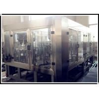 China High Running Stability Carbonated Drink Filling Machine For Small Beverage Making wholesale