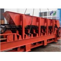 China High Efficiency Apron Feeder Machine For Mine Cast Steel Material wholesale