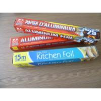 Microwavable Food Grade Aluminum Foil High Purity  For Fast Food / Food Storage