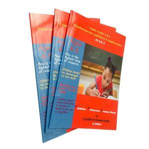 Custom Hardcover Book Printing / Full Color Book Printing ODM Service