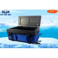 China Portable Vaccine EPP Cooler Box Capacity 8L For Transport Rotational Moulding Cooler Box wholesale