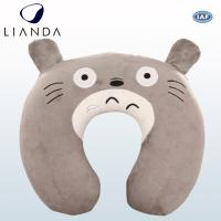 Buy cheap Custom U Shaped Travel Neck Pillow For Air Traveling , Animal Neck Support Pillow from wholesalers
