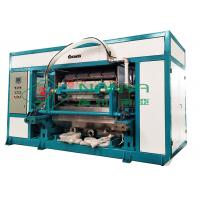 China Paper Egg Tray Manufacturing Machine with Heating Oven High Speed 4000PCS / H wholesale