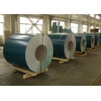 China Ral 9016 Painted Aluminum Sheet , Color Coated Aluminum Coil AA3003 H24 wholesale