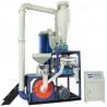 China Large Capacity PVC Pulverizer Machine Adopt Auto - Feeding Uniform wholesale