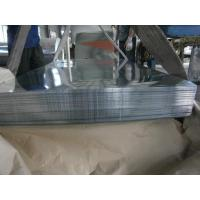 China Big Spangle For Outer Walls Hot Dipped Galvanized Steel Sheet / Sheets on sale