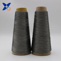 China 100% 316L stainless steel staple fiber spun yarn 8 micro for glass mold forming industry tape-XTAA181 wholesale