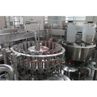 China Turn Key Project Plastic Bottle Filling Machine Conmplete Beverage Packing Line wholesale